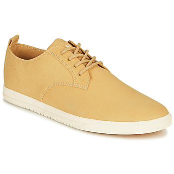 Scarpe Uomo Sneakers basse Clae ELLINGTON HEMP Marrone