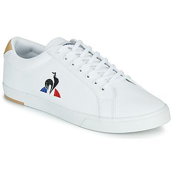 Scarpe Uomo Sneakers basse Le Coq Sportif VERDON II Bianco / Marrone