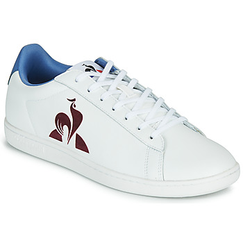 Scarpe Uomo Sneakers basse Le Coq Sportif MASTER COURT Bianco / Blu