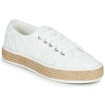 Scarpe Donna Sneakers basse Banana Moon ECHA MURRAY Bianco