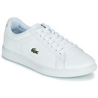 Scarpe Donna Sneakers basse Lacoste CARNABY EVO BL 21 1 SFA Bianco