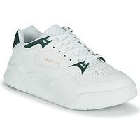 Scarpe Donna Sneakers basse Lacoste COURT SLAM 0721 1 SFA Bianco / Verde