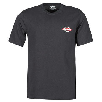 Abbigliamento Uomo T-shirt maniche corte Dickies RUSTON Nero