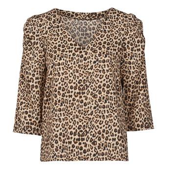 Abbigliamento Donna Top / Blusa Moony Mood NOULIETTE Beige / Marrone
