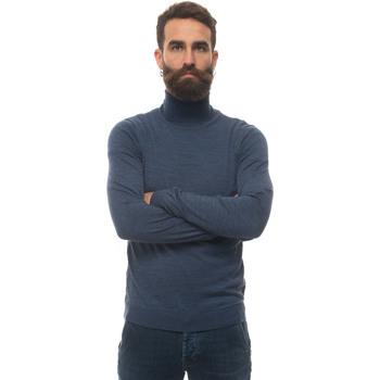 Abbigliamento Maglioni Hugo Boss MUSSOP-50392083418 blue denim