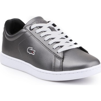 Scarpe Donna Sneakers basse Lacoste Carnaby Evo 317 7-34SPW0010024 silver