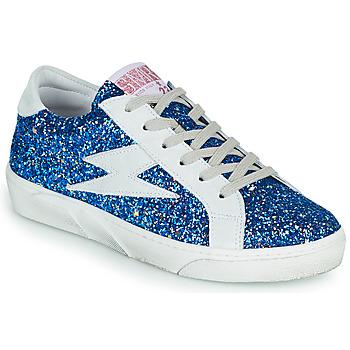 Scarpe Donna Sneakers basse Semerdjian OSLO Blu
