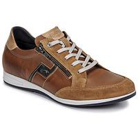 Scarpe Uomo Sneakers basse Fluchos 0207-AFELPADO-CAMEL Marrone