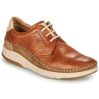 Scarpe Uomo Sneakers basse Fluchos 0795-TORNADO-CUERO Marrone