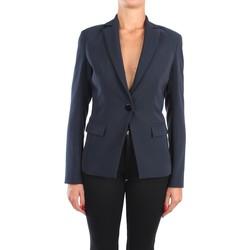 Abbigliamento Donna Giacche / Blazer Hanita H.J846.2838 Blazer Donna Blu Blu