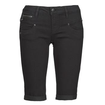 Abbigliamento Donna Shorts / Bermuda Freeman T.Porter BELIXA Black