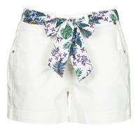 Abbigliamento Donna Shorts / Bermuda Freeman T.Porter GINGER MUZEY Neve / White