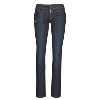 Abbigliamento Donna Jeans dritti Freeman T.Porter AMELIE SDM Eclipse