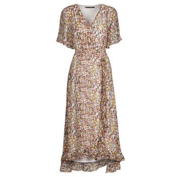 Abbigliamento Donna Abiti corti Freeman T.Porter ROLINE GARDEN Multicolore