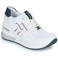 Scarpe Donna Sneakers basse Tom Tailor JISEL Bianco