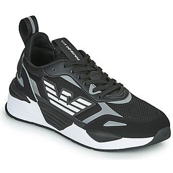 Scarpe Uomo Sneakers basse Emporio Armani EA7 BLACES Nero