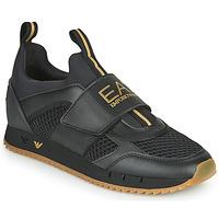 Scarpe Uomo Sneakers basse Emporio Armani EA7 CALMONI Nero