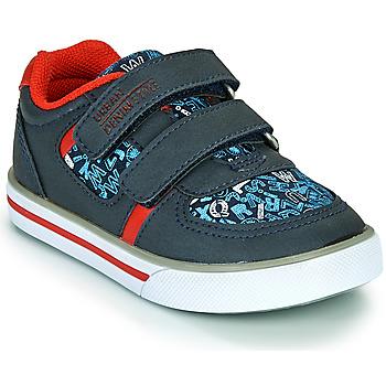 Scarpe Bambino Sneakers basse Chicco FREDERIC Blu / Rosso
