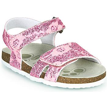 Scarpe Bambina Sandali Chicco FIORE Rosa