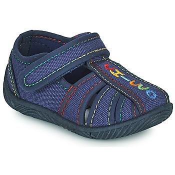 Scarpe Bambino Pantofole Chicco TULLIO Blu
