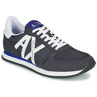 Scarpe Uomo Sneakers basse Armani Exchange ESPACIA Blu / Marine