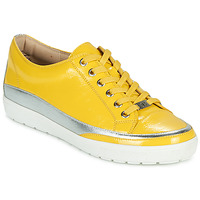 Scarpe Donna Sneakers basse Caprice 23654-613 Giallo / Argento