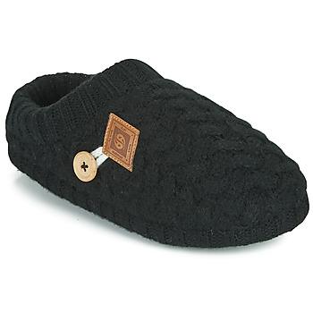 Scarpe Donna Pantofole Dockers by Gerli 39HO302-100 Nero