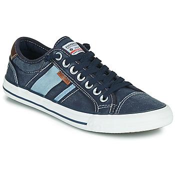 Scarpe Uomo Sneakers basse Dockers by Gerli 42JZ004-670 Blu