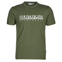 Abbigliamento Uomo T-shirt maniche corte Napapijri SALLAR SS Verde