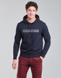 Abbigliamento Uomo Felpe Napapijri BALLAR Marine
