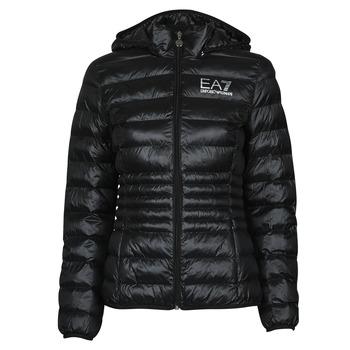 Abbigliamento Donna Piumini Emporio Armani EA7 8NTB23-TN12Z-1200 Nero