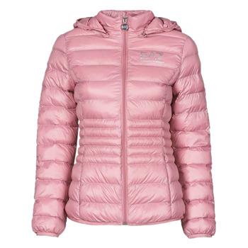 Abbigliamento Donna Piumini Emporio Armani EA7 8NTB23-TN12Z-1436 Rosa