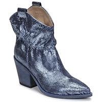 Scarpe Donna Stivaletti Fru.it 6901-376-BLUE Blu