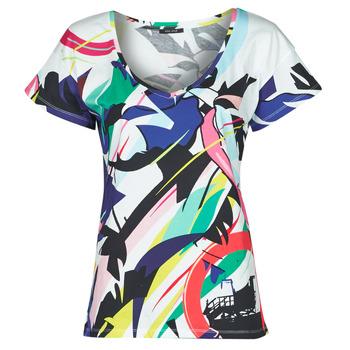 Abbigliamento Donna T-shirt maniche corte One Step MONA Multicolore