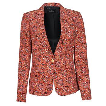 Abbigliamento Donna Giacche / Blazer One Step VINNY Rosso / Multicolore