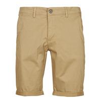 Abbigliamento Uomo Shorts / Bermuda Teddy Smith SHORT CHINO Beige