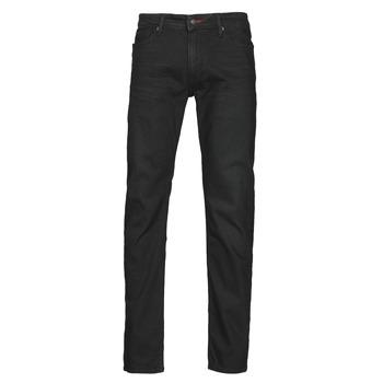 Abbigliamento Uomo Jeans slim Teddy Smith REEPLE ROCK Nero