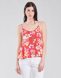 Abbigliamento Donna Top / Blusa Rip Curl SUGAR BLOOM SINGLET Rosso