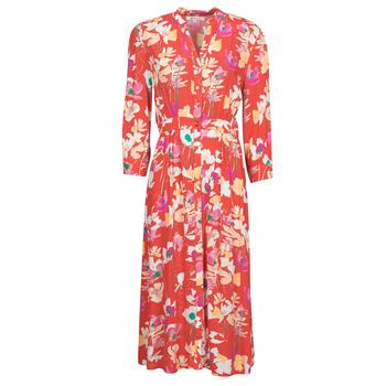 Abbigliamento Donna Abiti lunghi Rip Curl SUGAR BLOOM DRESS Rosso