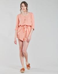 Abbigliamento Donna Tuta jumpsuit / Salopette Rip Curl TALLOWS SPOT ROMPER Peche