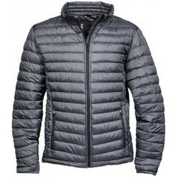 Abbigliamento Uomo Giacche Tee Jays T9630 Grigio