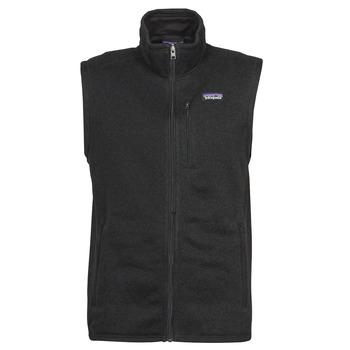 Abbigliamento Uomo Felpe in pile Patagonia M's Better Sweater Vest Nero
