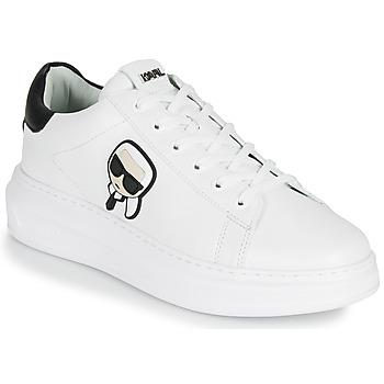 Scarpe Uomo Sneakers basse Karl Lagerfeld KAPRI MENS KARL IKONIC 3D LACE Bianco