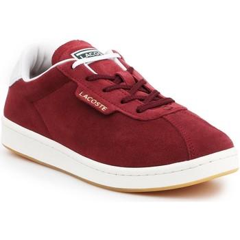Scarpe Donna Sneakers basse Lacoste Masters 319 1 SFA 7-38SFA00032P8 burgundy