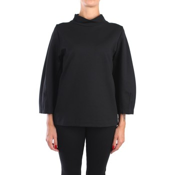 Abbigliamento Donna Top / Blusa Anna Seravalli S1005 Nero