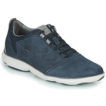 Scarpe Uomo Sneakers basse Geox U NEBULA Blu