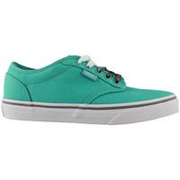 Scarpe Donna Sneakers basse Vans atwood animal blue radiance Blu