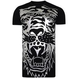 Abbigliamento Uomo T-shirt maniche corte Ed Hardy - Big-tiger t-shirt Nero