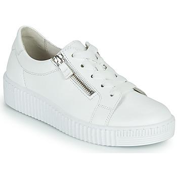 Scarpe Donna Sneakers basse Gabor 6333421 Bianco