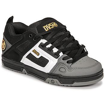 Scarpe Sneakers basse DVS COMANCHE Nero / Bianco